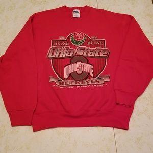 Vintage   Ohio State Buckeyes 1997 Rose Bowl Game